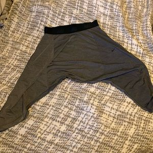 Nike cropped harem pants